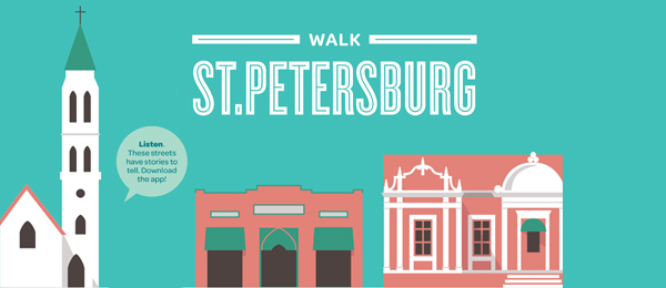 Walk: St. Petersburg